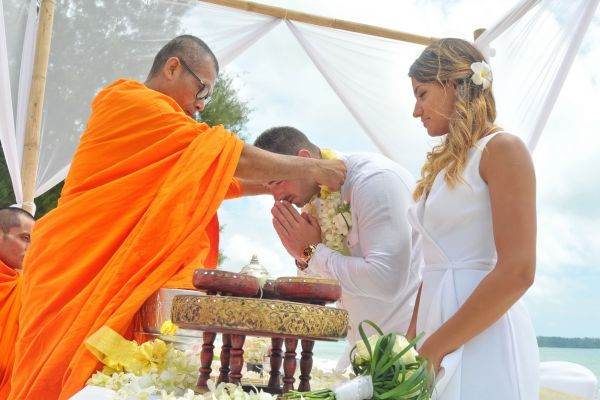 Phuket Buddhist Blessing
