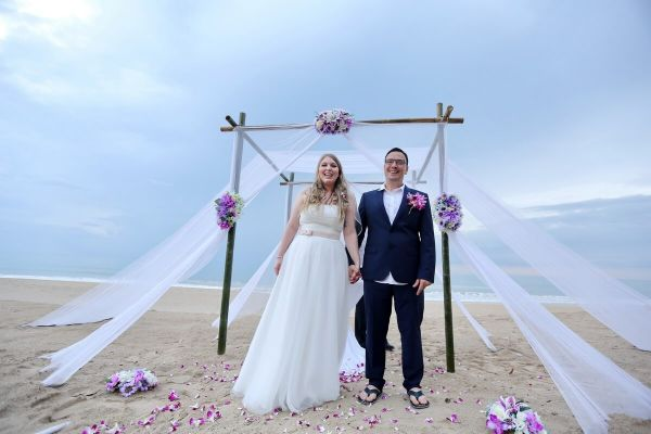 Khaolak Beach Wedding