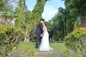 Pattaya Beach Wedding Package : Lin + Hardi