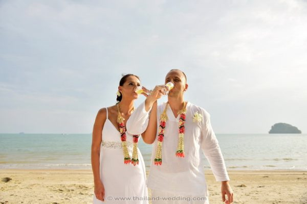Krabi Elephant Wedding