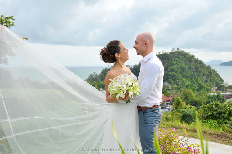 Krabi Garden Wedding