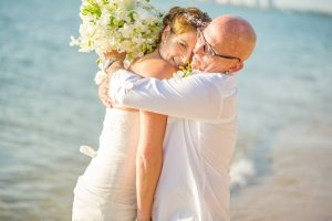 Pattaya Beach Wedding Package : Victoria + Chris