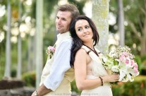 Pattaya Temple Buddhist Blessing Package : Louise + Ian