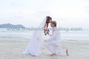 Koh Phangan Secular Beach Wedding : Amanda + Tomas