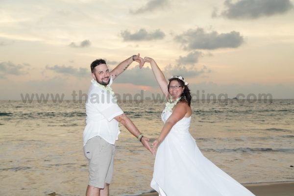 Phuket Elephant Beach Wedding