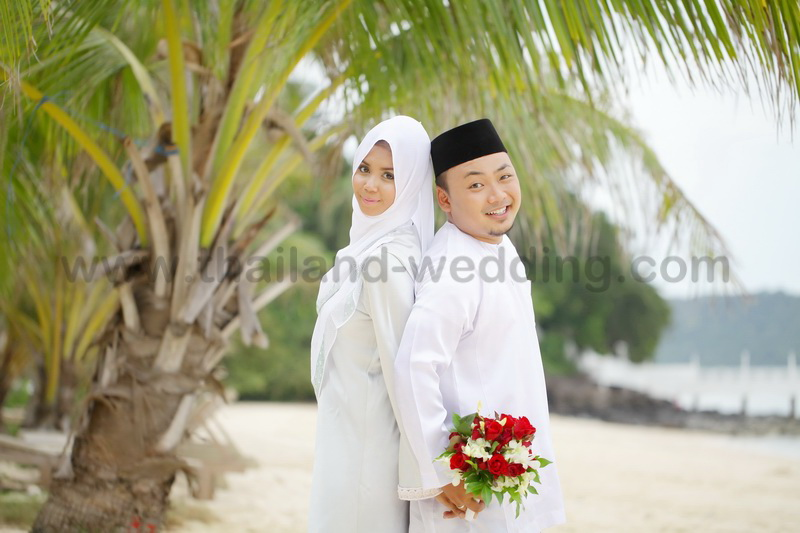 Phuket islamic religious wedding package thailand phuket islamic nikah package junglespirit Image collections