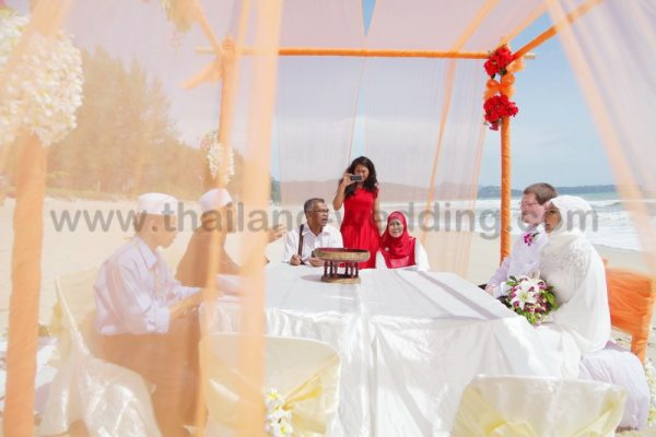 Phuket Islamic Wedding