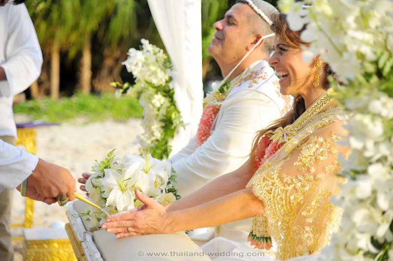 Railay Beach Wedding