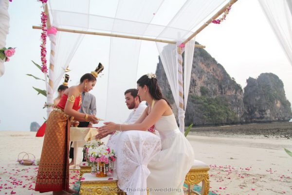 Railay Wedding Package