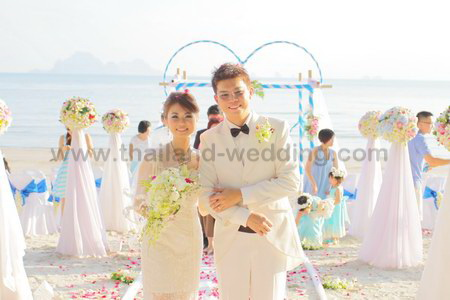 Krabi Religious Wedding Packages Gallery 2014 Thailand