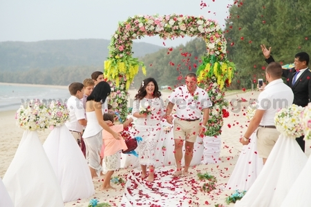 Phuket Renew Wedding Packages Gallery 2014 Thailand