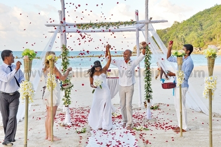 Koh Phangan Wedding Destination Packages Gallery 2014 Thailand