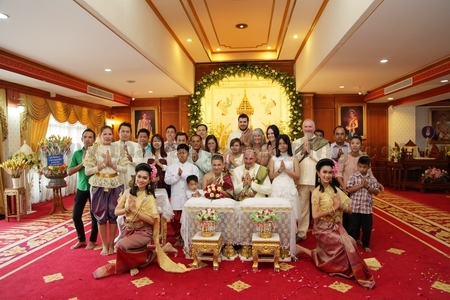 Bangkok Thai Wedding Grand Ceremony Package Gallery Showcase