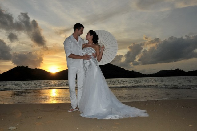 Nok Island Marriage Packages