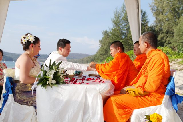 Thailand Destination Wedding Package