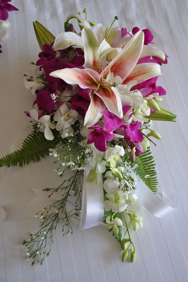 Wedding Bouquet 033