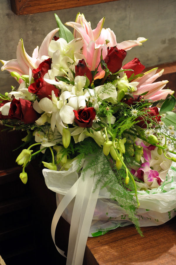 Wedding Bouquet 046
