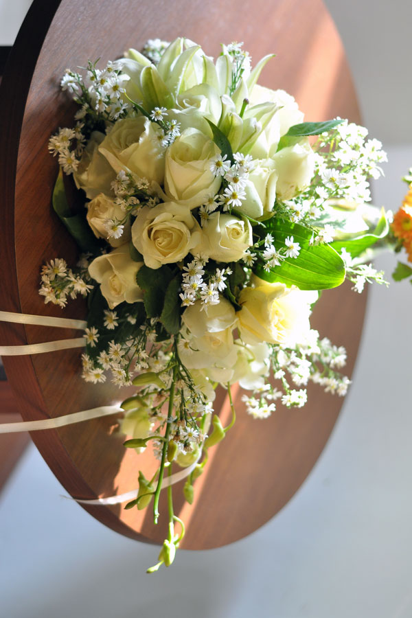 Wedding Bouquet 075