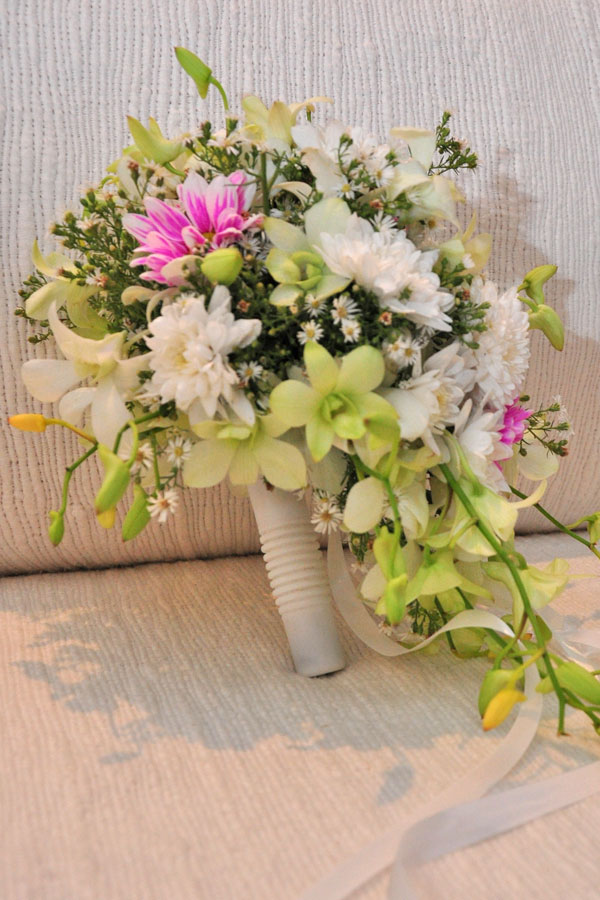 Wedding Bouquet 080