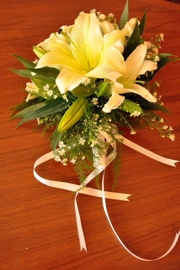 Wedding Bouquet 082