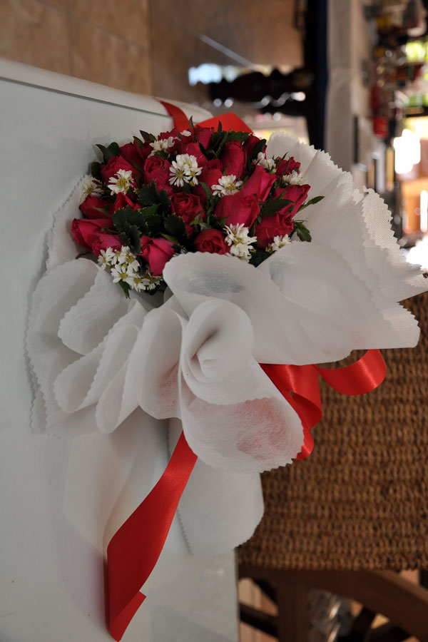 Wedding Bouquet 084