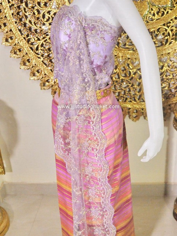 Bride Thai Costume