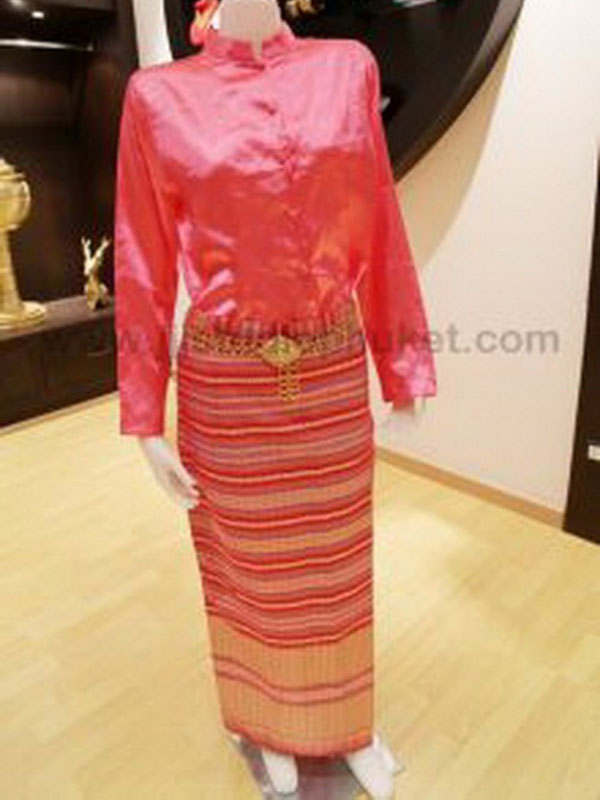Female Thai Costume 049