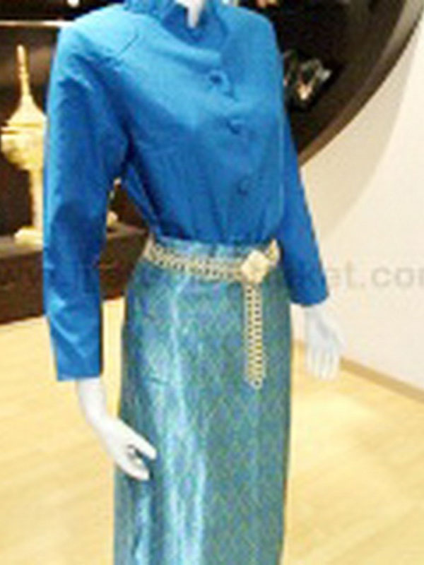 Female Thai Costume 056