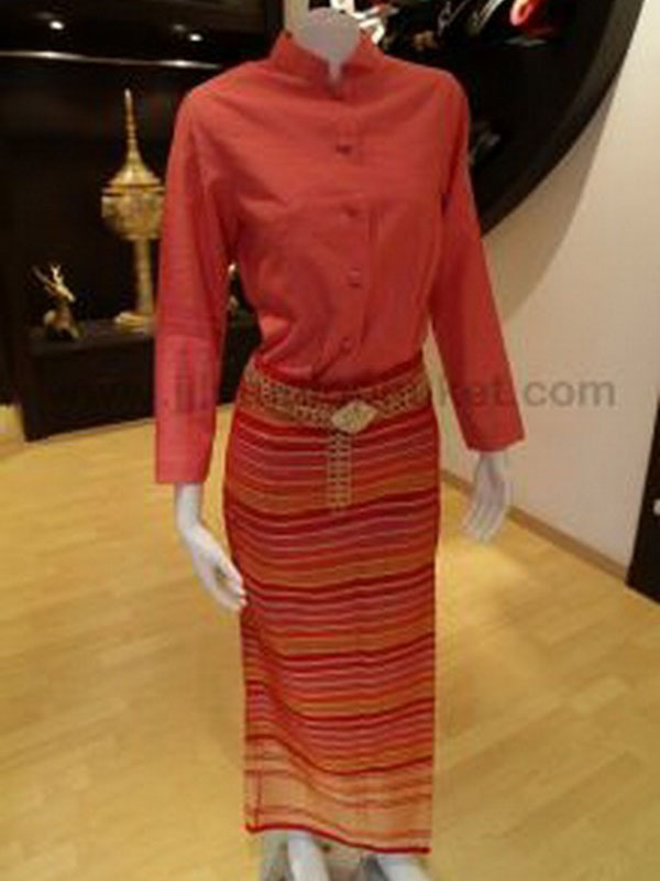 Female Thai Costume 058