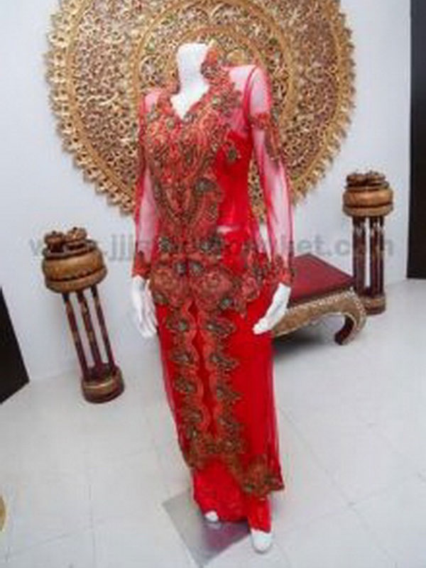 Female Thai Costume 060