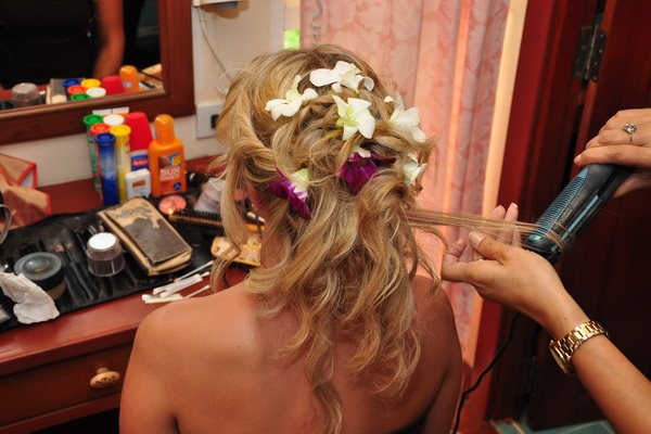 Hairstyle Dressing