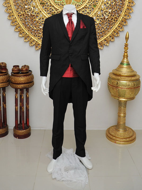 Groom Suit 055