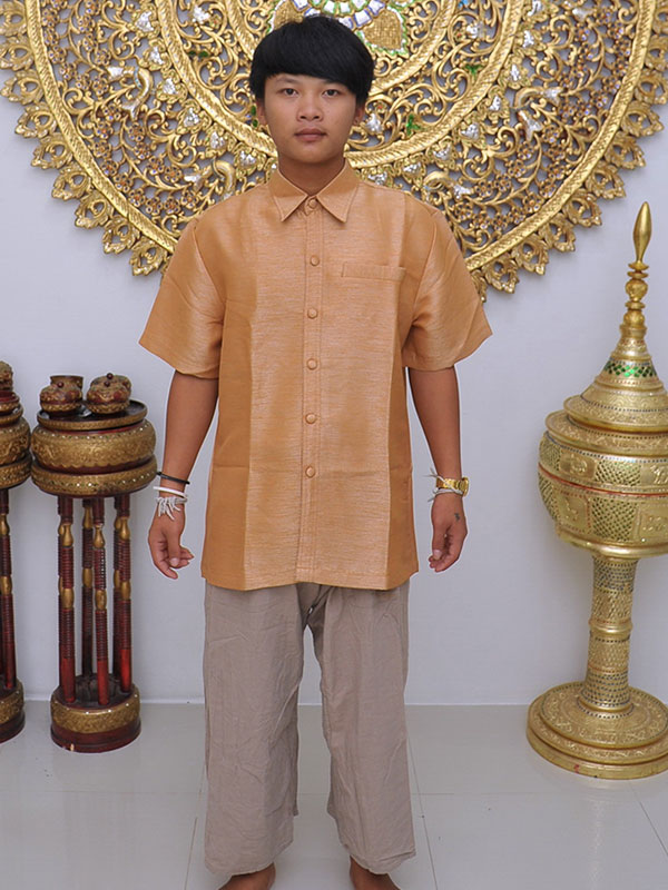 Male Thai Costume : Fisherman Style 003