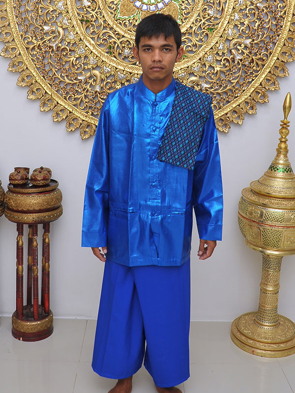 Male Thai Costume : Fisherman Style 005