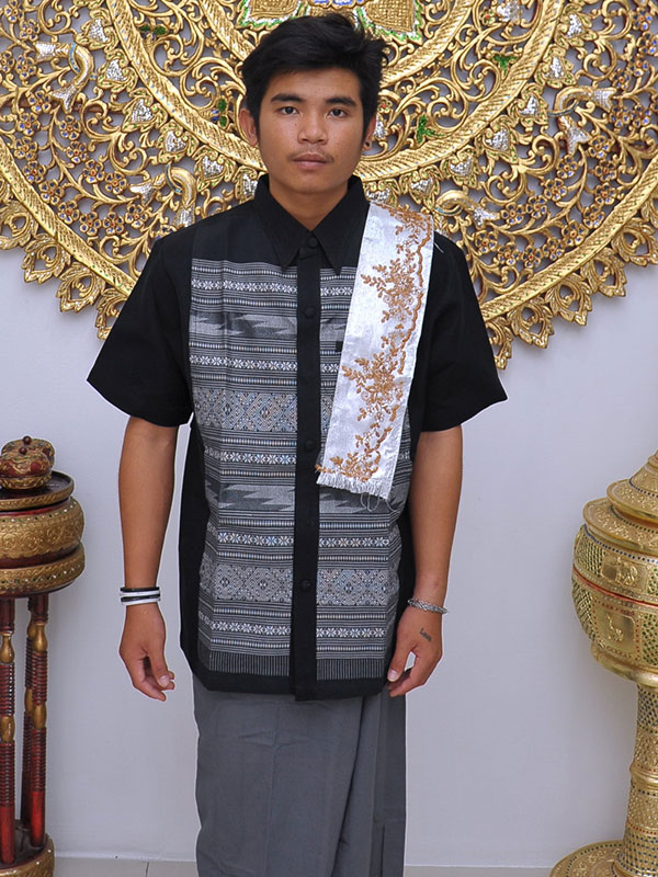 Male Thai Costume : Fisherman Style 007