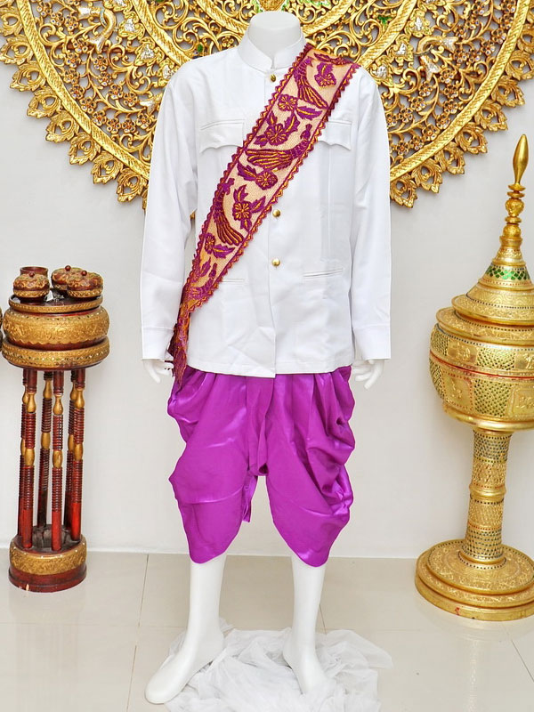 Male Thai Costume