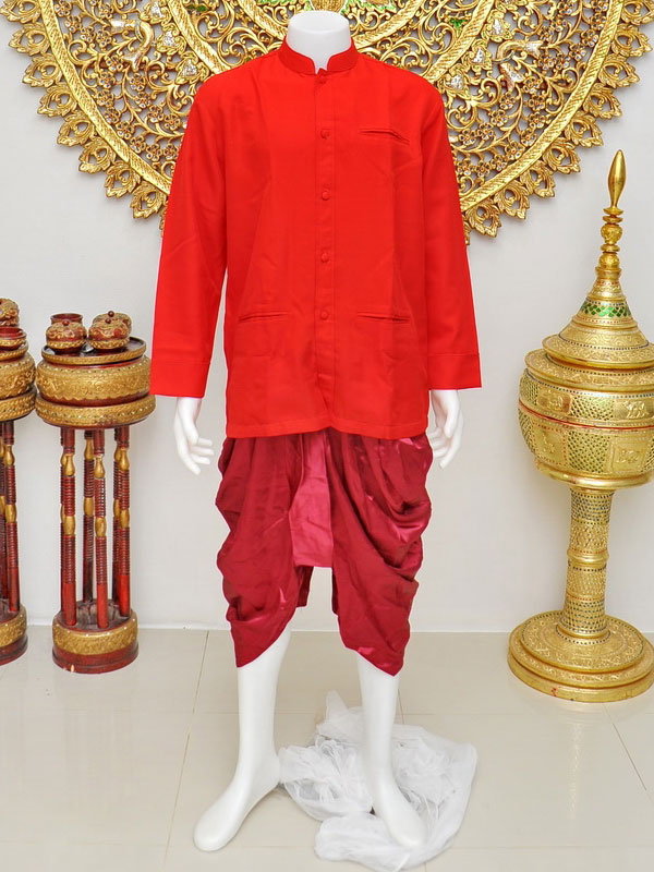 Thai Costume : Loincloth