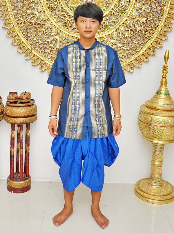 Groom Thai Costume