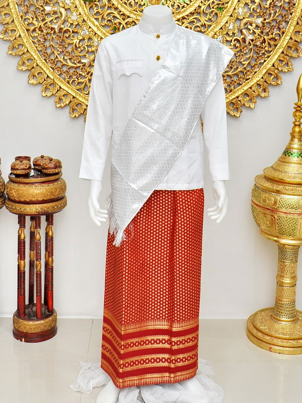Male Thai Costume : Suit Style 001