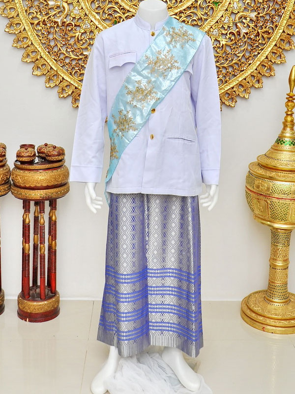Male Thai Costume : Suit Style 004