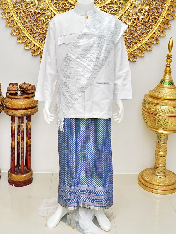 Male Thai Costume : Suit Style 006