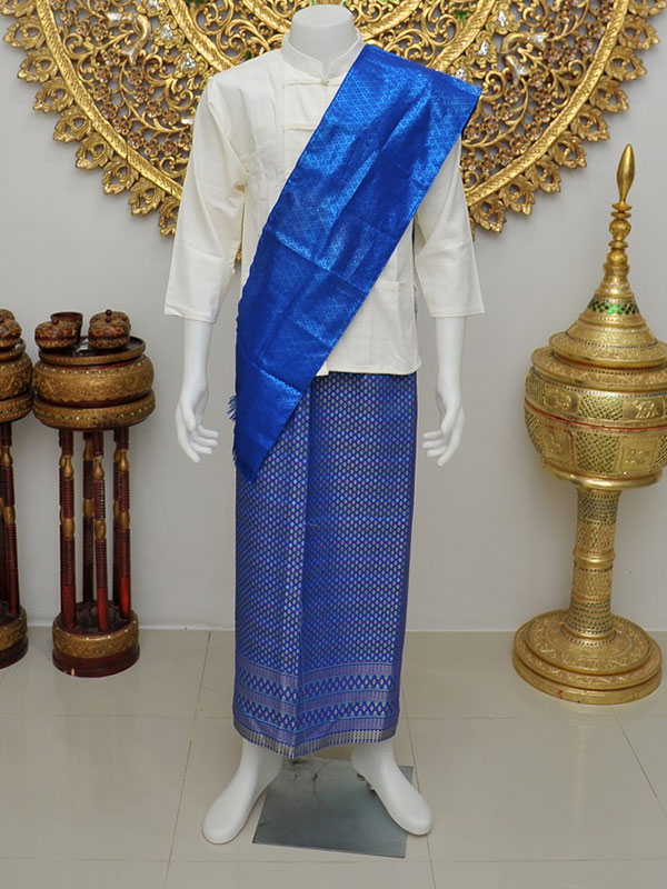 Male Thai Costume : Suit Style 009
