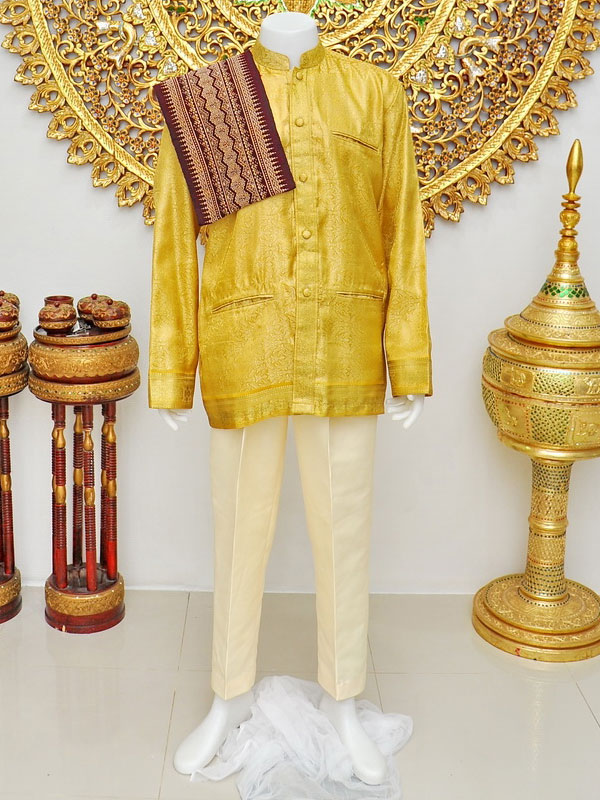 Thai Costume : Suit