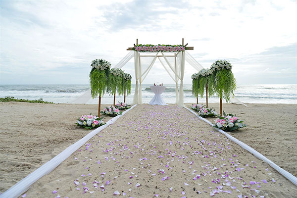 Beach Wedding Venue