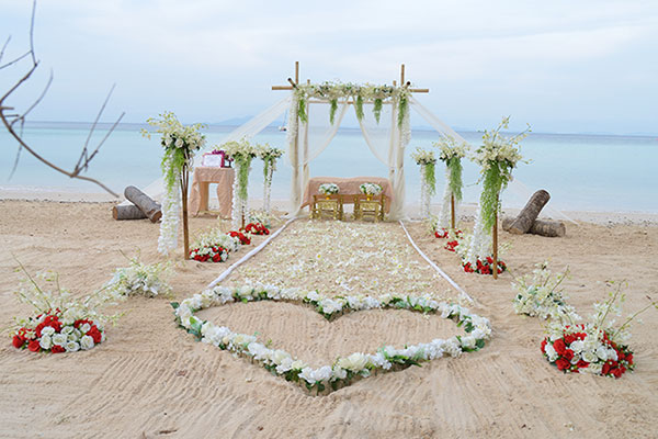 Beach Wedding Venue 034