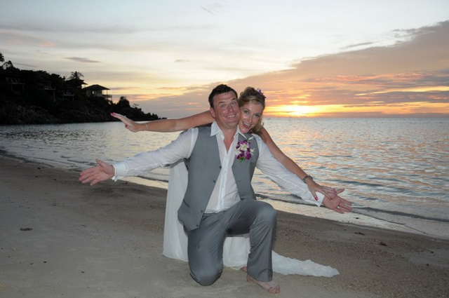 Koh Phangan Marriage Package
