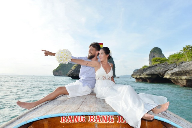 Krabi Islands Photoshoot