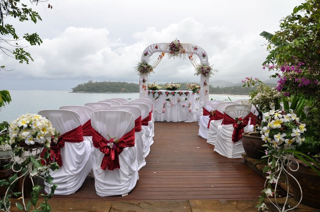 Villa Wedding Venue
